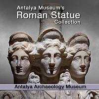 Pictures and Images of Roman Statues From Antalya Archaeology Museum, Turkey