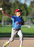 PNLL AA Phillies action 2015. (Photo by AGP Photography)