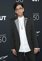 10 August 2017 - Los Angeles, California - Nik Dodani. OUT Magazine's Inaugural POWER 50 Gala & Awards Presentation. Photo Credit: F. Sadou/AdMedia
