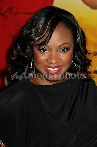"11 February 2010 - Hollywood, California - Naturi Naughton. ""The Color Purple"" Opening Night held at the Pantages Theatre. Photo Credit: Byron Purvis/AdMedia"
