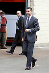 Prince Felipe of Spain visits Alcaniz village on November 7, 2012 in Alcaniz, Teruel, Spain.(ALTERPHOTOS/Harry S. Stamper)
