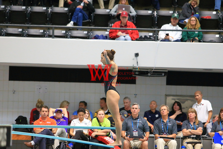 The University of Minnestoa women's swimming and diving team compete at the 2017 NCAA National Swimming and Diving Championships in Indianapolis, IN. March 16, 2017<br /> (Photo by Walt Middleton Photography 2017)