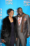 "Porgy and Bess' Phillip Boykin poses with his wife Felicia on red carpet and after party of  Broadway's and Sonia and Masha and Spike"" which had its opening night on March 14, 2013 at the Golden Theatre, New York City, New York.  (Photo by Sue Coflin/Max Photos)"
