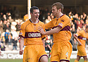 27/02/2010  Copyright  Pic : James Stewart.sct_jspa09_motherwell_v_kilmarnock  .::  JAMIE MURPHY CELEBRATES AFTER HE HEADS HOME MOTHERWELL'S GOAL :: .James Stewart Photography 19 Carronlea Drive, Falkirk. FK2 8DN      Vat Reg No. 607 6932 25.Telephone      : +44 (0)1324 570291 .Mobile              : +44 (0)7721 416997.E-mail  :  jim@jspa.co.uk.If you require further information then contact Jim Stewart on any of the numbers above.........
