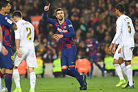 Gerard Pique<br /> 18/12/2019 <br /> Barcelona - Real Madrid<br /> Calcio La Liga 2019/2020 <br /> Photo Paco Largo Panoramic/insidefoto <br /> ITALY ONLY