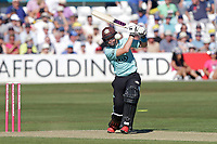 Ollie Pope hits 4 runs for Surrey during Essex Eagles vs Surrey, Vitality Blast T20 Cricket at The Cloudfm County Ground on 5th August 2018