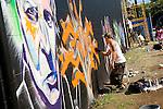 Graffiti Event at TerraCycle, Inc., Trenton, NJ