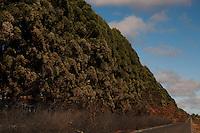 Minas Novas_MG, Brasil...BR 367 em Minas Novas, Minas Gerais...The highway BR 367 in Minas Novas, Minas Gerais...Foto: LEO DRUMOND / NITRO
