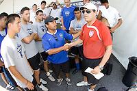 U-17/18 Development Academy Playoffs at Bryant Park in Greensboro, North Carolina Tuesday June 29, 2010..