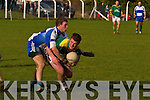 CASTLEISLAND DESMONDS 1-13 FINUGE 1-6.at Ballylongford on Sunday Castleisland.Desmonds v Finuge met in the 2007 North.Kerry Senior Football Championship final before a.sizeable attendance at O'Rahilly Park.   Copyright Kerry's Eye 2008