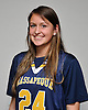 Melanie Hingher of Massapequa poses for a portrait during the Newsday All-Long Island varsity girls basketball photo shoot at company headquarters on Tuesday, Mar. 29, 2016.