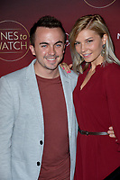Frankie Muniz &amp; Paige Price at the 2017 People's &quot;Ones To Watch&quot; event at NeueHouse Hollywood, Los Angeles, USA 04 Oct. 2017<br /> Picture: Paul Smith/Featureflash/SilverHub 0208 004 5359 sales@silverhubmedia.com