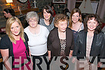 Celebrating Women's Christmas at Mai Fitz's Restaurant, Listowel on Friday night last were Anne Allen, Julie Sheehy, Marie Costello, Maudie Murphy, Mary Murphy & Joan Rochford all from Ballyduff.
