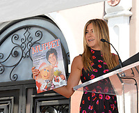 Jennifer Aniston at the Hollywood Walk of Fame Star Ceremony honoring actor Jason Bateman. Los Angeles, USA 26 July 2017<br /> Picture: Paul Smith/Featureflash/SilverHub 0208 004 5359 sales@silverhubmedia.com