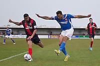 Eastbourne Borough FC (3) v Hayes & Yeading United FC (1) 21.04.14
