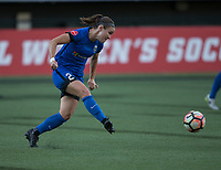 Seattle, WA - Saturday July 22, 2017: Christine Nairn during a regular season National Women's Soccer League (NWSL) match between the Seattle Reign FC and Sky Blue FC at Memorial Stadium.