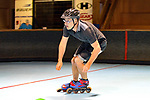 NELSON, NEW ZEALAND - MAY 27: Speed Skating, Nelson, New Zealand. May 27 2017, Nelson, New Zealand. (Photo by: Barry Whitnall Shuttersport Limited)
