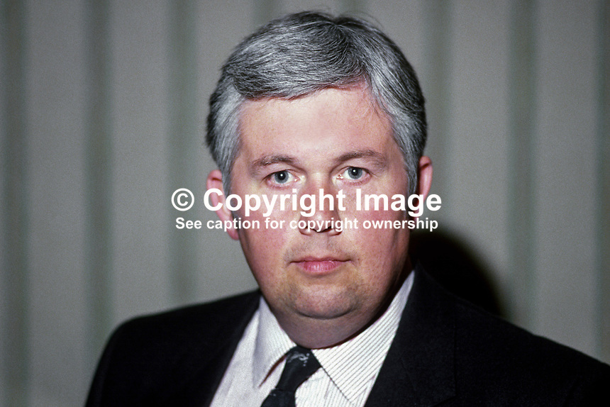 David Cook, deputy leader, assemblyman, S Belfast, Alliance Party, N Ireland, 19840063DC.<br /> <br /> Copyright Image from Victor Patterson,<br /> 54 Dorchester Park, <br /> Belfast, UK, BT9 6RJ<br /> <br /> t1: +44 28 9066 1296 (from Rep of Ireland 048 9066 1296)<br /> t2: +44 28 9002 2446 (from Rep of Ireland 048 9002 2446)<br /> <br /> m: +44 7802 353836<br /> <br /> e: victorpatterson@me.com<br /> www.victorpatterson.com<br /> <br /> Please see my Terms and Conditions of Use at www.victorpatterson.com. It is IMPORTANT that you familiarise yourself with them.<br /> <br /> Images used on the Internet must be visibly watermarked i.e. &copy; Victor Patterson<br /> within the body of the image and copyright metadata must not be deleted. Images <br /> used on the Internet have a size restriction of 4kbs and will be chargeable at current<br />  NUJ rates unless agreed otherwise.<br /> <br /> This image is only available for the use of the download recipient i.e. television station, newspaper, magazine, book publisher, etc, and must not be passed on to any third <br /> party. It is also downloaded on condition that each and every usage is notified within 7 days to victorpatterson@me.com<br /> <br /> The right of Victor Patterson to be identified as the author is asserted in accordance with The Copyright Designs And Patents Act (1988). All moral rights are asserted.