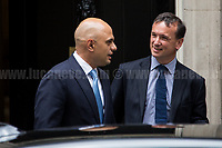 Sajid Javid &amp; Alun Cairns.<br />
