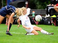 Wesleyan Women's Soccer vs. Middlebury 9/29/12