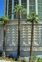 Las Vegas : The Alladin--exterior detail. Photo '79.