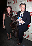 Debra Messing.attending the Broadway Opening Night Performance of 'EVITA' at the Marquis Theatre in New York City on 4/5/2012 © Walter McBride / WM Photography