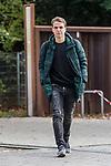 02.11.2018, Weserstadion, Bremen, GER, 1.FBL, Training SV Werder Bremen<br /> <br /> im Bild<br /> Luca Plogmann (Werder Bremen #40), <br /> <br /> Foto © nordphoto / Ewert