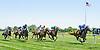 Odlum winning at Delaware Park on 6/18/16