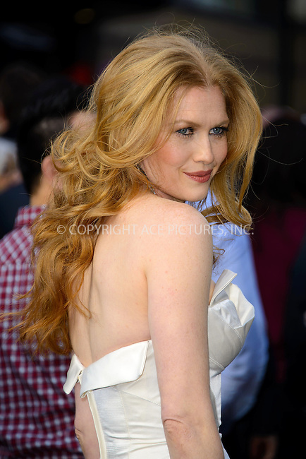 WWW.ACEPIXS.COM<br /> <br /> US Sales Only<br /> <br /> June 2 2013, London<br /> <br /> Mireille Enos at the premiere of 'World War Z' held at the Empire Leicester Square on June 2 2013 in London<br /> <br /> By Line: Famous/ACE Pictures<br /> <br /> <br /> ACE Pictures, Inc.<br /> tel: 646 769 0430<br /> Email: info@acepixs.com<br /> www.acepixs.com