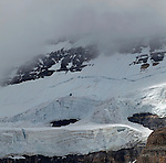 Columbia Icefield, Plain of Six Glaciers Trail, Banff NP, Canada