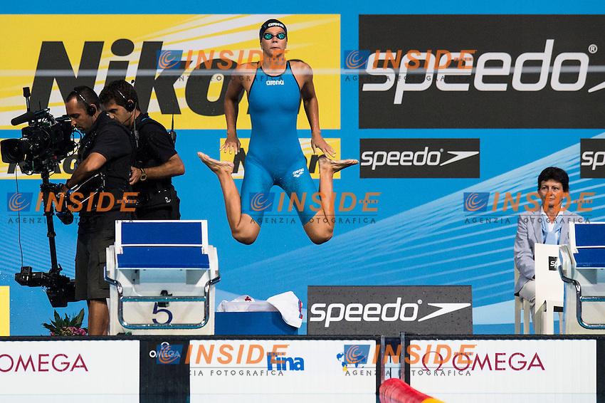 EFIMOVA Yuliya Russia RUS<br /> 100 breaststroke women<br /> 15th FINA World Aquatics Championships<br /> Day-10 swimming finals<br /> Barcelona 19 July - 4 August 2013<br /> Photo G.Scala/Insidefoto/Deepbluemedia.eu