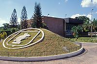The Museo Regional de Chiapas, a regional archaeological museum in Tuxtla Gutierrez, Chiapas, Mexico