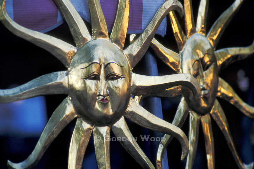 Sun Symbols at Crafts Festival