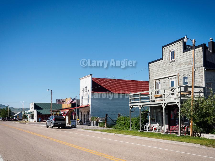 Jackson, Montana<br /> <br /> Big Hole Valley