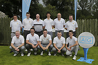 Cairndhu Golf Club Team during the final of the AIG Jimmy Bruen Ulster Final at Dungannon Golf Club, Dungannon, Tyrone, Ireland. 11/08/2017<br /> Picture: Fran Caffrey / Golffile