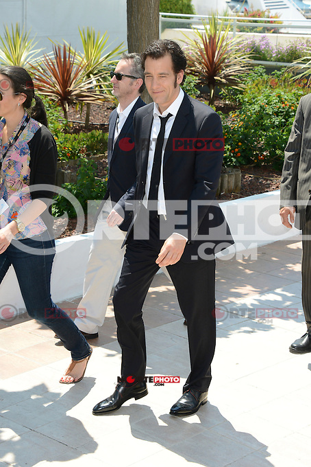 Clive Owen attending the Heminway and Gellhorn Photocall during the 65th annual International Cannes Film Festival in Cannes, France, 25.05.2012...Credit Timm/face to face / Mediapunchinc