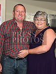 Declan and Mary Taaffe celebrating their 30th wedding anniversary in the d hotel. Photo:Colin Bell/pressphotos.ie