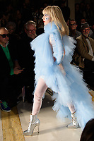 Ellie Rae Winstone<br /> at the Pam Hogg show as part of London Fashion Week, London<br /> <br /> <br /> ©Ash Knotek  D3378  16/02/2018