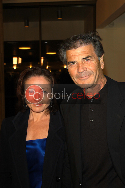 Robert Forster and date Catherine