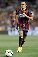 FC Barcelona's Pedro Rodriguez during La Liga match.September 1,2013. (ALTERPHOTOS/Acero) <br /> Football Calcio 2013/2014<br /> La Liga Spagna<br /> Foto Alterphotos / Insidefoto <br /> ITALY ONLY