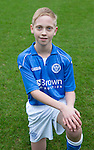 St Johnstone Academy U12's<br /> Jack Stirton<br /> Picture by Graeme Hart.<br /> Copyright Perthshire Picture Agency<br /> Tel: 01738 623350  Mobile: 07990 594431