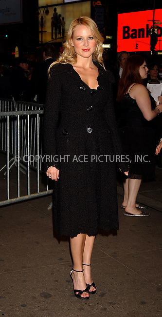 "WWW.ACEPIXS.COM . . . . . ....APRIL 25, 2006 - NEW YORK CITY....Jewel attends  the opening night of the Anne Rice/Elton John musical ""Lestat"" at the Palace Theatre in New York City.......Please byline: KRISTIN CALLAHAN - ACEPIXS.COM.. . . . . . ..Ace Pictures, Inc:  ..(212) 243-8787 or (646) 679 0430..e-mail: picturedesk@acepixs.com..web: http://www.acepixs.com"