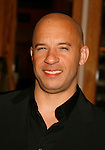 """UNIVERSAL CITY, CA. - March 12: Vin Diesel arrives at the Los Angeles premiere of """"Fast & Furious"""" at the Gibson Amphitheatre on March 12, 2009 in Universal City, California."""