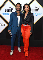 09 February 2019 - Los Angeles, California - Miguel, Nazanin Mandi. 2019 Roc Nation THE BRUNCH held at a Private Residence. Photo Credit: Birdie Thompson/AdMedia