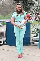 Michelle Heaton announced as Disney Celebrity Mum of the Year 2014, London. 19/03/2014 Picture by: Henry Harris / Featureflash
