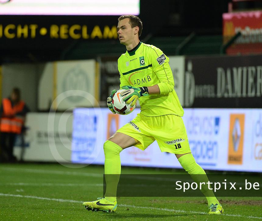 Cercle Brugge KSV  : Joris Delle<br /> foto VDB / BART VANDENBROUCKE
