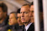 Brazil head coach Mano Menezes. Brazil (BRA) and Colombia (COL) played to a 1-1 tie during international friendly at MetLife Stadium in East Rutherford, NJ, on November 14, 2012.