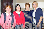 Pictured at the tea dance on Friday last were l-r: Mary Locke, Maura Coffey, Mary Daly and Margaret Nolan