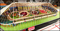 Incredible automata model of a Three Ring Circus.(With Video)