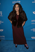 LOS ANGELES, CA - OCTOBER 27: Brooke Lewis at the Fourth Annual UNICEF Masquerade Ball Los Angeles at Clifton's Cafeteria in Los Angeles, California on October 27, 2016. Credit: Faye Sadou/MediaPunch
